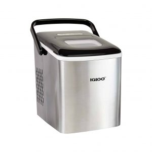 Igloo Automatic Self-Cleaning Portable Ice Maker Machine