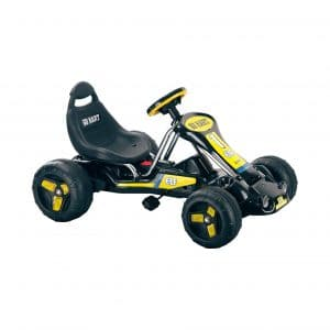 Lil Rider Ride-On Go-Kart Toy for Boys and Girls