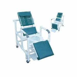 MJM Reclining shower chair