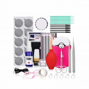 Mcwdoit Pro Eyelash Extension Kit