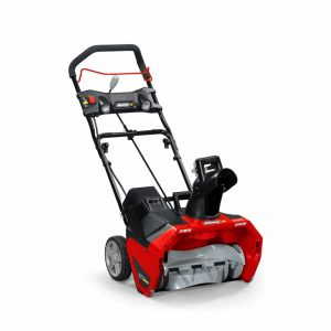Snapper XD Electric Single-Stage Snow Blower Tool