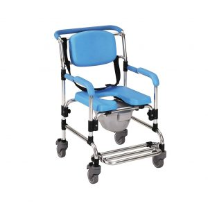 Homecraft Ocean Shower Commode Wheeled Chair