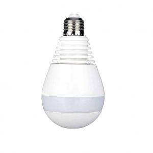 Boutik Panoramic Light Bulb Camera