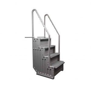 Confer Plastics Step-1 Above Ground Pool Ladder