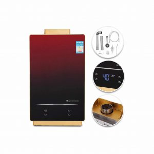 Happybuy Liquid Propane Gas Tankless Water Heater