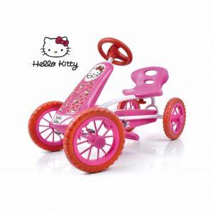 Hello Kitty Turbo Pedal Go Kart