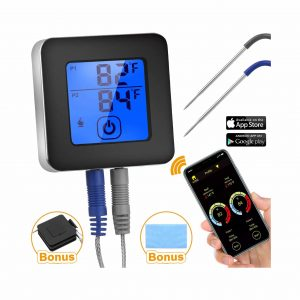Probeson Remote Meat Thermometer