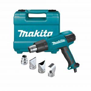 Makita Variable Temperature Heat Gun with LCD Digital Display