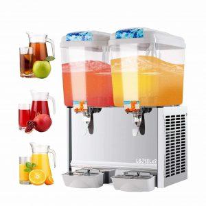 SUNCOO Commercial Juice Dispenser Slush Machine