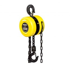 Neiko Chain Hoist with 2 Hooks 1 Ton Capacity 15FT Lift