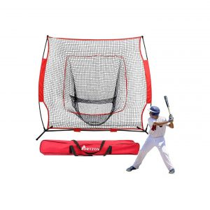 Portzon 7×7 Baseball & Softball Net