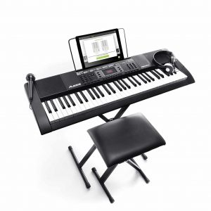 Alesis Melody 61 key Portable Piano with Built-in Speaker