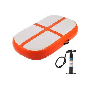 Happybuy Inflatable Air Tumbling Mat