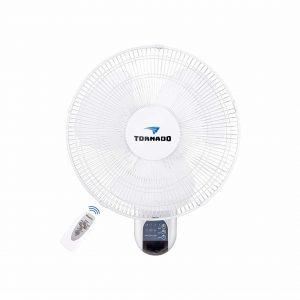 Tornado 16 Inch Digital Wall Mount Fan