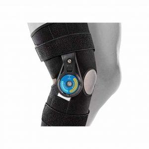URN Adjustable Knee Brace Armor