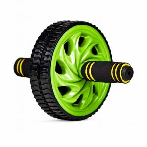 Crown Sporting Goods Ab Roller Non-Skid Wheels