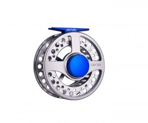 Goture Larger Arbor 2 + 1 CNC-Machined Fly Fishing Reel