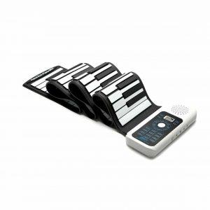 Lujex Standard 88 Keys Portable Roll-Up Piano