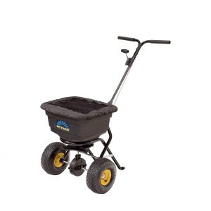 Spiker 50lbs Capacity Broadcast Spreader