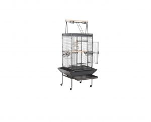 Topeakmart Wrought Iron Selection Large Bird Cage
