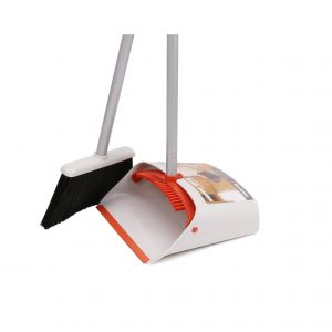 . TreeLen Dustpan and Broom