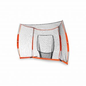 Bownet 12′ x 8′ Portable Hitting Station with Net