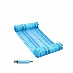 FindUWill Hammock Float Portable Swimming Pool Lounge