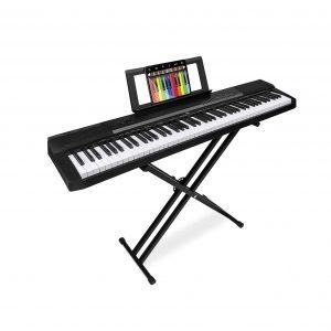 Best Choice Products 88 Keys Full-Size Keyboard Piano Set