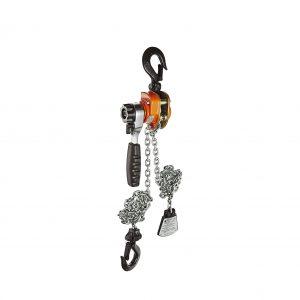 CM Mini Ratchet Lever Chain Hoist 6 19 64 Inches 550lbs Lever