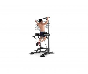 CVBN Home Weight Multi-functional Squat Rack, Black