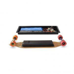 DIYE Electric Skateboard Scratch Proof Battery Enclosure