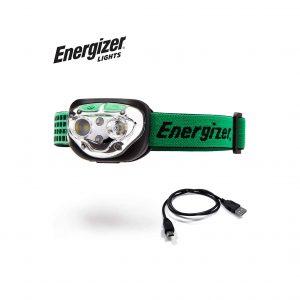 Energizer Vision LED IPX4 Flashlight 400 Lumens Headlamp