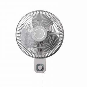 Lasko M12900 12-inch Oscillating Wall Mount Fan
