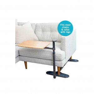 Stander Omni Tray Table with an Ergonomic Stand