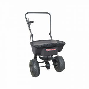 Westward 60lbs Capacity Broadcast Spreader