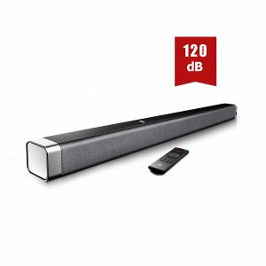 BOMAKER Sound Bar 37 Inches Home Theater Bluetooth 5.0