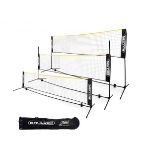 Boulder Portable Badminton Set