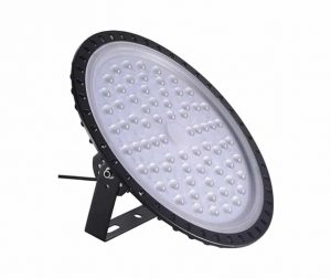 Chunnuan 300W UFO LED Lights for Factories, Workshops, and Warehouses