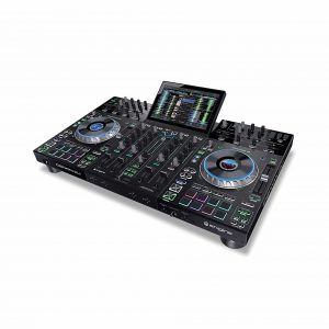 Denon DJ PRIME 4 4 Deck Standalone Smart DJ Console