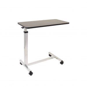 Roscoe Medical Non-Tilt Table with Wheels