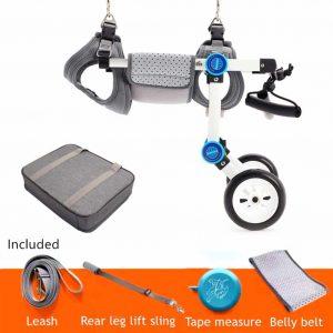 SYLPHID-Adjustable-Dog-Wheelchair