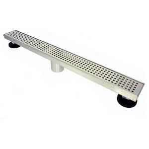 Novalinea 28 Inches Square Pattern Design Steel
