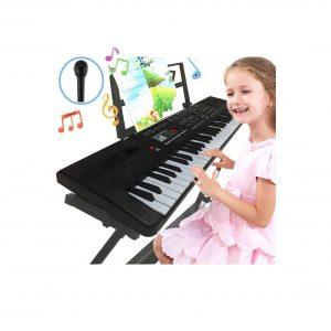 Semart Piano Keyboard 61 Key Digital Piano