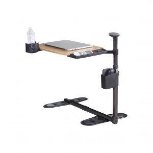 Signature Life Tray Table with an Ergonomic Stand