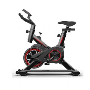 AJUMKER Indoor Cycling Trainer Assault Air Bike