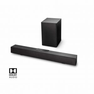 Atune Analog Soundbar 5.0 Bluetooth Wireless 2.1 inches Subwoofer