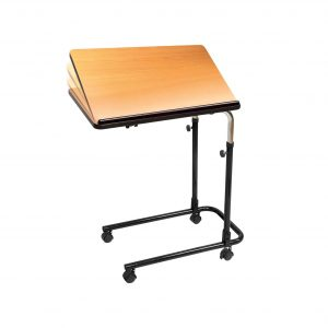 Carex Home Tray Table with a Tilting Top
