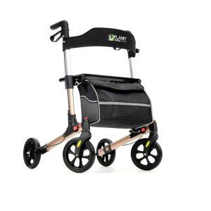 Planetwalk Premium Rollator Walker