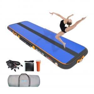 WelandFun Air Gymnastics Tumbling Mat