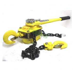 9TRADING 6 Ton 5FT Ratcheting Lever Block Chain Hoist